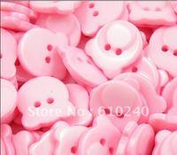 Wholesale  120PCS hot Winnie the color buttons / children's cartoon buckle Pine Valley garment accessories / 027