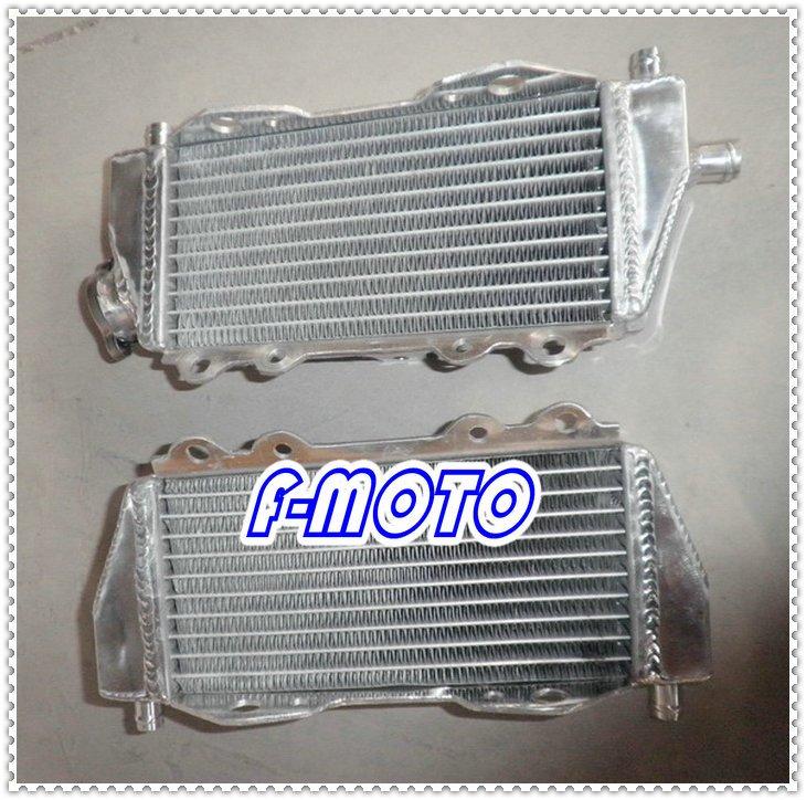 KAWASAKI KX125 KX250 1994 1995 1996 1997 1998 1999 2000 2001 2002 2003 2004 alloy aluminum motorcycle radiator KX 125 KX 250(China (Mainland))