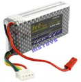 Tiger power  Battery  11.1V 1100mAh  25C Lipo Battery