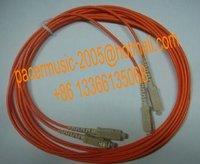 Wholesale of SC-SC connector Multimode dual-core  3 meters optical fiber jumper