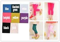 free shipping baby/kid  nylon leggings 28pairs/lot