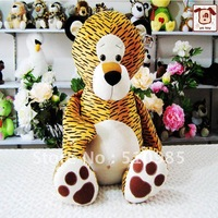 Yc source Calvin plush toys cloth tiger tiger doll bean modelling is distinct personality dolls Rag Doll