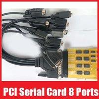 Printer pci  serial card LPT 8 serial