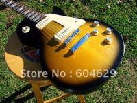 best guitar Studio 60's Tribute Vintage Sunburst electric guitar P-90's Baked Maple