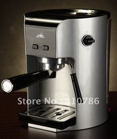 Semi Auto Espresso Maker+Coffee Capsule to make espresso coffee, 3 in 1 function