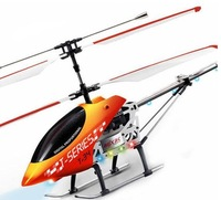 Lowest promotion best quality MJX T34 50CM LCD RC Helicopter with Gyro.Toys free shipping