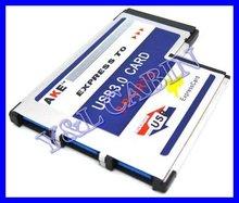 Adapter Converter FRESCO LOGIC Chipset FL1100 para laptop