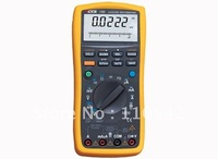 Free Shipping, VC189 Logging of True RMS LCD Digital Multimeters with Pulse