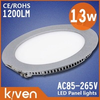 Светодиодная панель 7w led light panel, AC100-240V, CE&ROHS, Cool white/Warm white, white shell, 7w panel lighting fixture with SMD