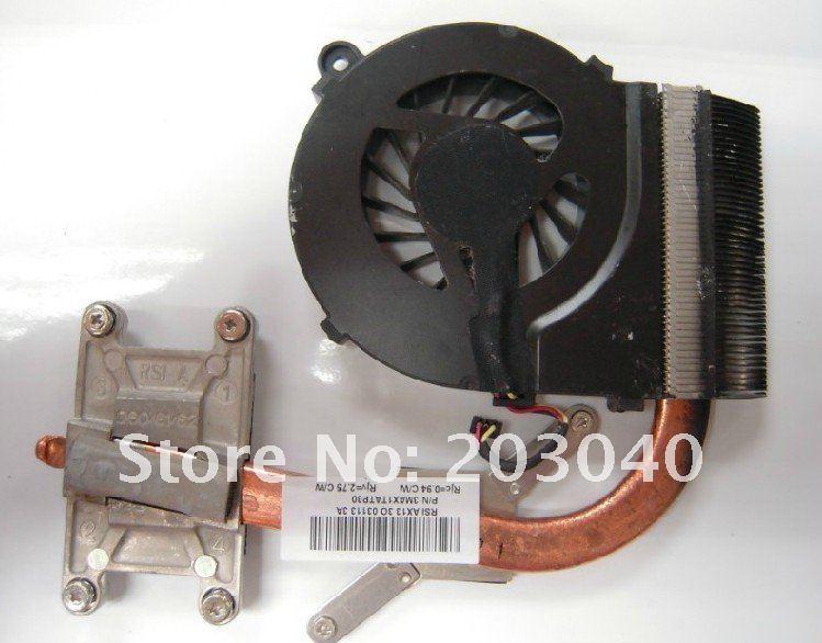original cooling heatsink and FAN for hp CQ42 CQ62 G42 G62 intel independent 617029-001 595833-001 597786-001 3MAX1TATP10(China (Mainland))