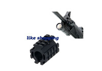 Model 4/15 Quad-rail Barrel Mount with Gas Transition(MNT-GBQR04A ) free  shipping
