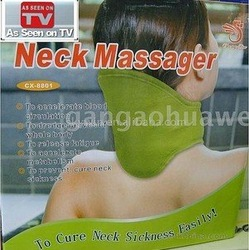 Free shipping Home Multifunctional vibration Neck massager/ Neck massage / neck care, health-care cervical device free shipping(China (Mainland))