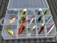 Free shipping,New Arrivals Fishing Lure Metal Spoon/Spinner 9g 4.5cm /7g 5.2cm/ 14pcs/box