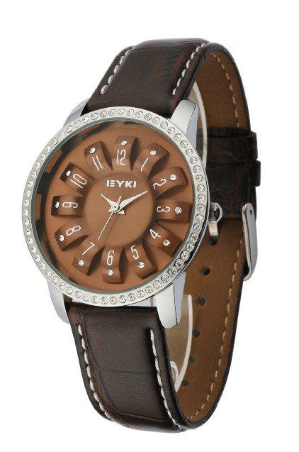 Women Fashion Crystal Watch