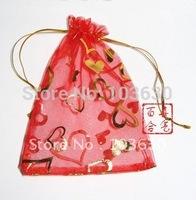 7 x 9 cm Organza Jewelry gift Pouch 100pcs/lot Bags Candy bag ( SH-BZD #012)Free Shipping !!!
