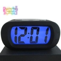 FreeShipping Fashion & Creative LED screen  Projection Clock  wholesale clock With Stars&Moon 0082