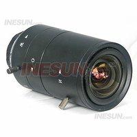F1.4 1/3 inch CS Mount 2.8-12mm Manual Focal Iris Zoom Lens for CCTV Camera