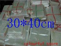 Free Shipping!packaging bag,clear plastic bag, OPP Seal Plastic Pack Bags 5(um) silk 30*40 cm 500pcs/lot