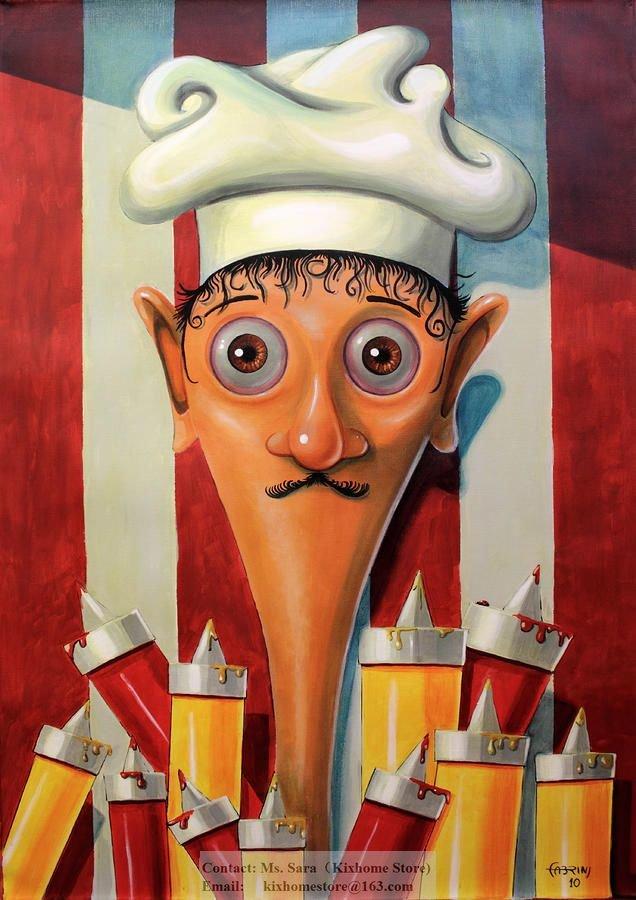 Obras Arte Pop Pop Art Fabrini Crisci 36-44