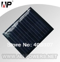 20pcs epoxy-covered small solar panel 30x25mm +free shipping Singapore post