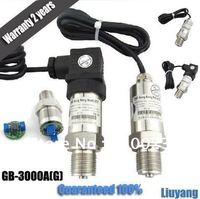 Diffusion silicon pressure transmitter, Gas / Liquid pressure sensor, Warranty for two years