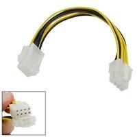 6 Pin to 8 Pin PCI Express PCI-E Power Convert Cable 10099