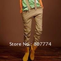 Wholesale women's Fashion fake two pieces casual t-shirt chiffon batwing top  M/L freeshipping
