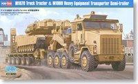 Hobby Boss 85502 1/35 M1070 Truck Tractor & M1000 HET Semi-Trailer