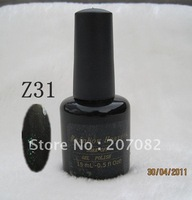 Nail polish. Z31  Nail polish uv gel .soak off gel polish , QQ gel+ free shipping   15ML