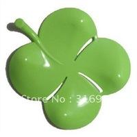 P2 Free Shipping creative Clover soap dish holder