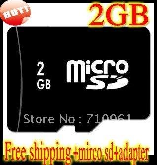2G TF Card Memory Card 2GB Micro SD MicroSD TF 2 G 2 GB