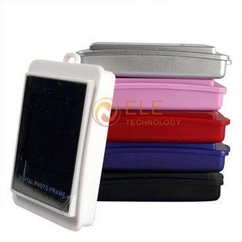 1.5 inch LCD Mini digital photo frame keychain