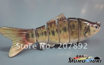Free shipping 50pcs/lot fishing lures hard lures fishing hook sea water and fresh water ODS-SS 14g 9.7cm