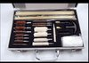 Free Ship Gun Cleaning Brushes For Rifle Full Set KIT WITH BOX