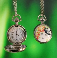 P12322-219  free shipping10pcs/lot MIXED ITEMS beautiful LOVE fashion watch pendant watch necklace pocket watch pendant jewelry