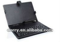 7inch tablet pc keybaord