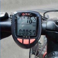 Датчик скорости для велосипеда NEW 2011 Bicycle bike Computer Odometer Speedometer