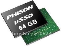 OEM Rssd(micro ssd) mlc 64gb lbga with control and mlc flash  R/W: up to 180/60mb 20PCS/LOT