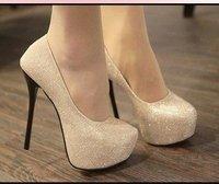 Туфли на высоком каблуке 35/40 CSH0134