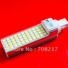 PF> 92% ! E27 /G24 11W 5050 SMD 44 LED Corn Light Bulb Lamp Warm White /White AC 85V-265V 2 Year Warranty 10pcs/lot(China (Mainland))