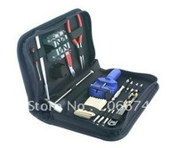 Watch toolkit 17 Pieces Watch Hardware Kit (Black) free shipping