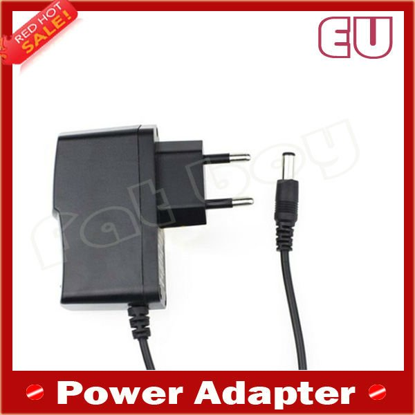 Free Shipping by DHL EU Plug DC 5V 2A Switching Power Supply adapter 100-240V AC for Tablet PC,Digital Photo Frame,CCTV , HUB(China (Mainland))