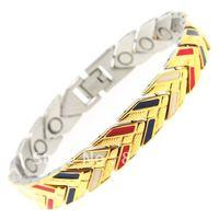 Top selling!! NEW titanium energy bracelet