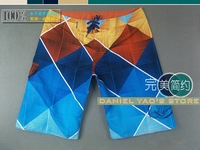 Free shipping/2012 surfing shots/swimming trunks /short beach wear/ men's leisure wear /sexy beach pants/colorful/QS-043