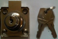 quality goods High-class 607-22 blade drawer lock/furniture lock/cabinet lock