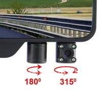 Автомобильный видеорегистратор Best Novotec F900LHD 1920*1080 5053 lens car dvr Russian language Full HDWide Angle Car DVR car camera