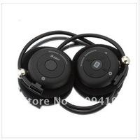 Wireless Bluetooth Stereo Headset Headphone T909S Black