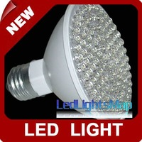 Free Shipping 102 LED 5W Energy Save White Spot Light Bulb 220V E27  [LedLightsMap ]