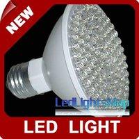 Free Shipping 102 LED 5W Energy Save White Spot Light Bulb 220V E27  [LedLightsMap ]