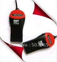 high quality ! free shipping USB 2.0 MicroSD T-Flash TF Memory Card Reader